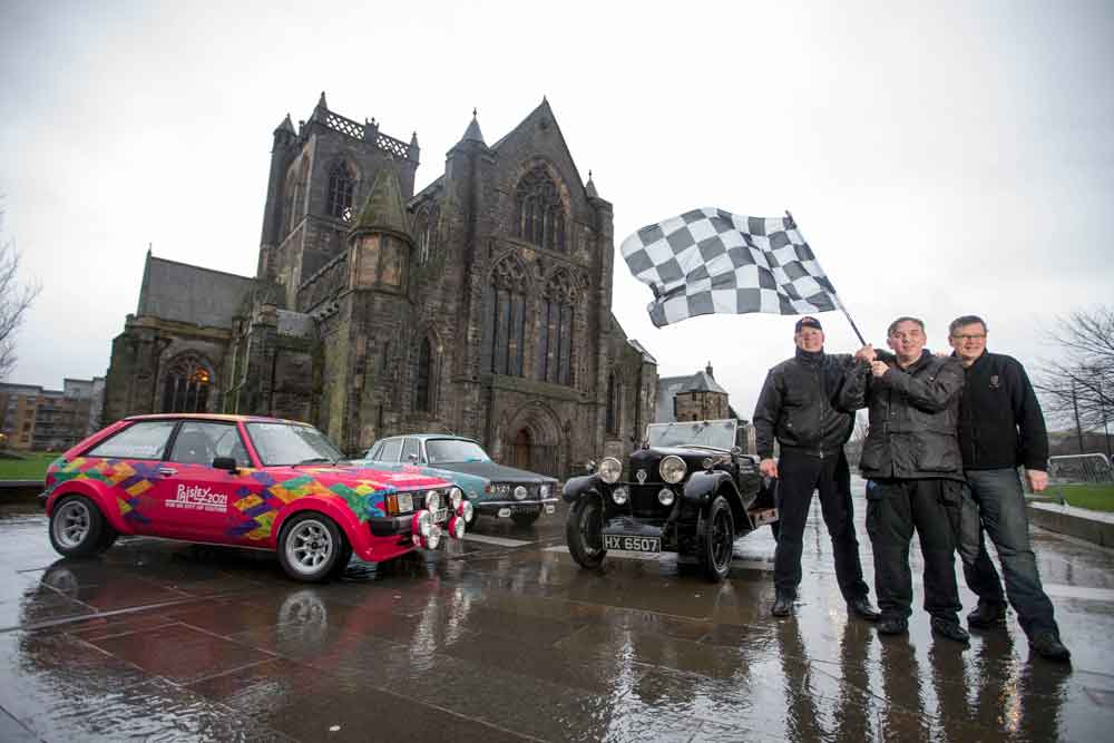 Big crowds expected for UK start of Monte Carlo Classic Rally