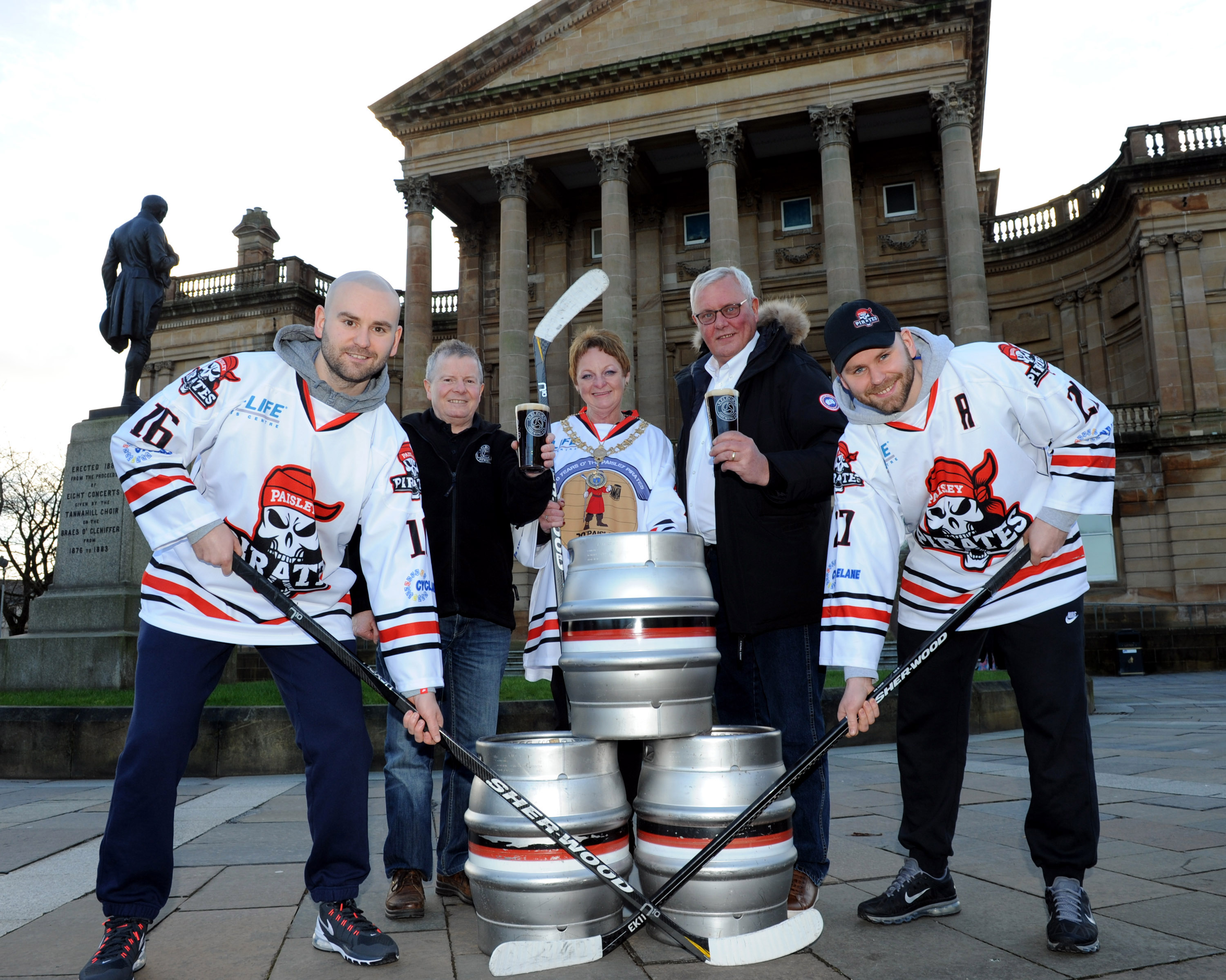Paisley's beer and food festivals set to return