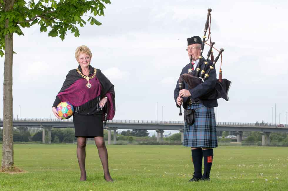 Paisley to welcome record entry for British Pipe Band Championships