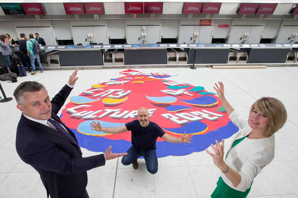 Paisley UK City of Culture bid is backed by Glasgow Airport