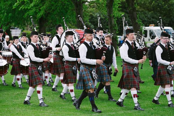 British Pipe Band Championships