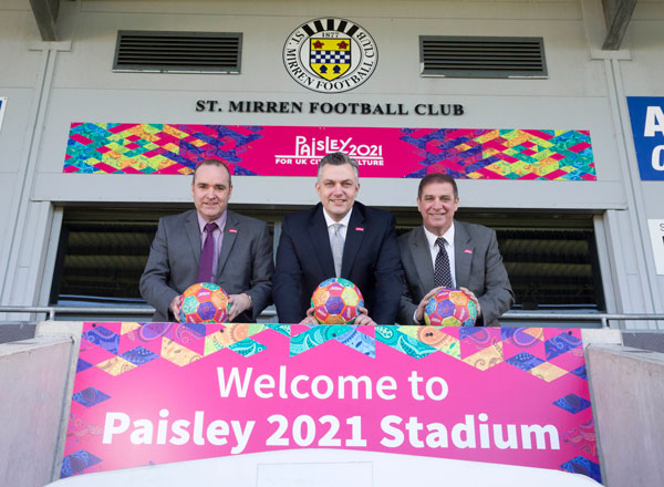Paisley 2021 Stadium