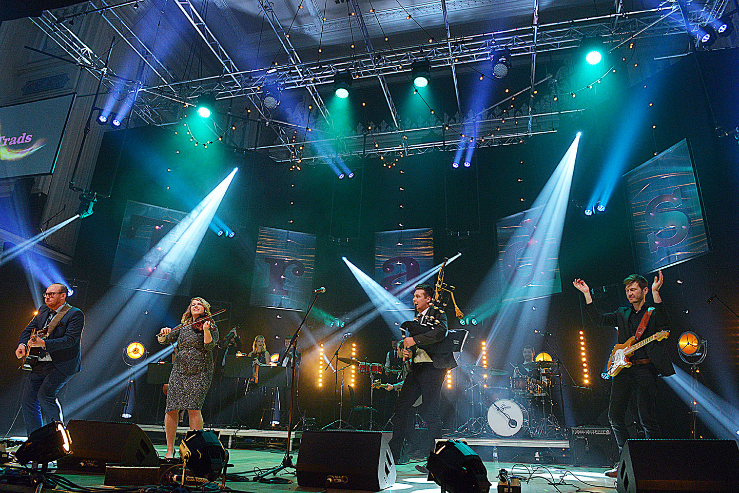 Trad Music Awards coming to Paisley for the first time