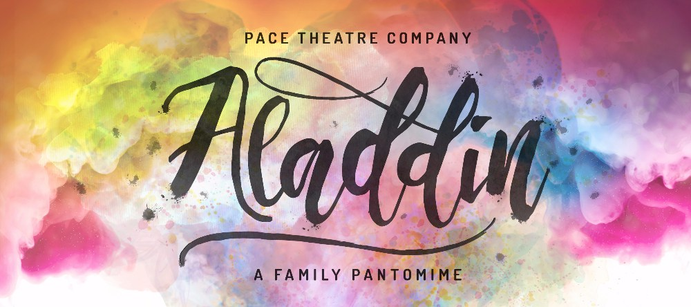 PACE panto is back...oh yes it is!