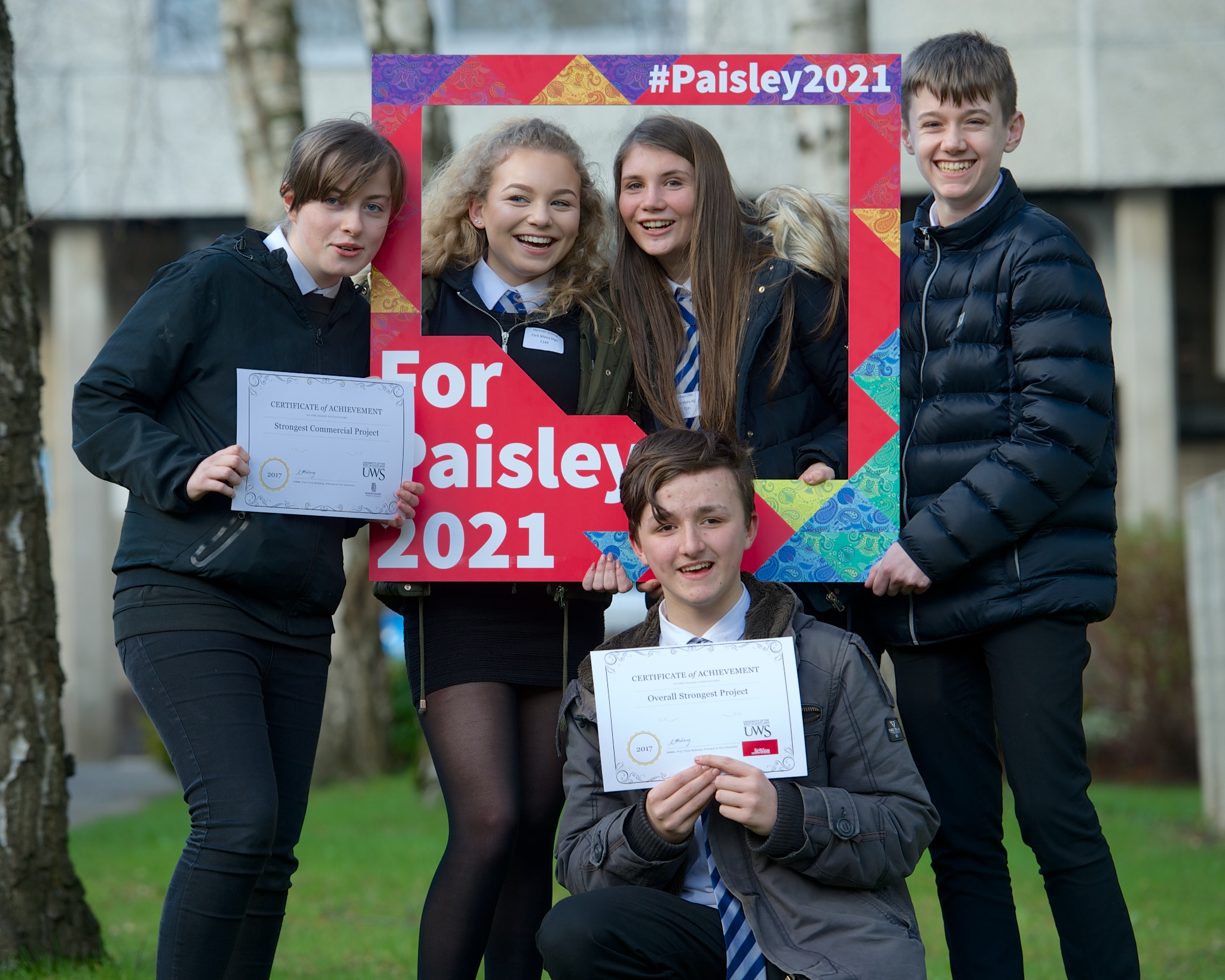 S3 pupils asked to help shape 2021 bid