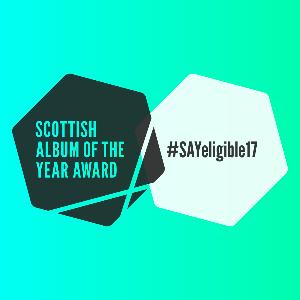 The SAY (Scottish Album of the Year) Award launches for 2017