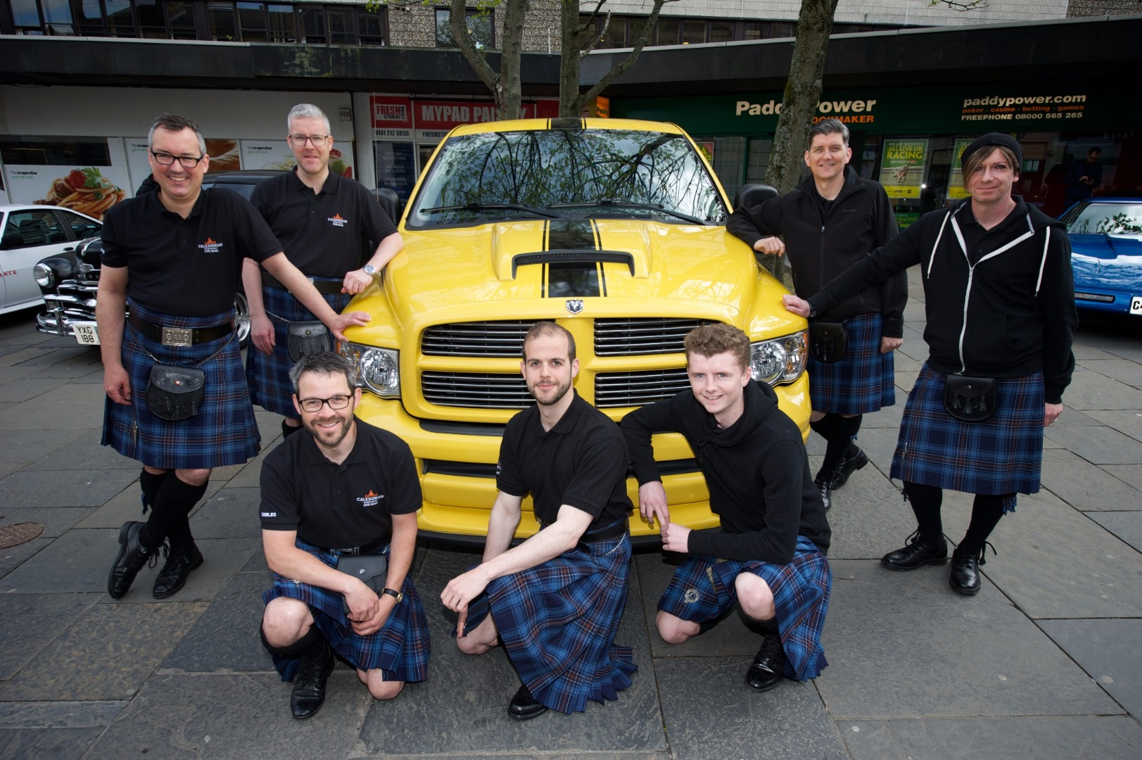 CarFest is coming to Paisley town centre this June