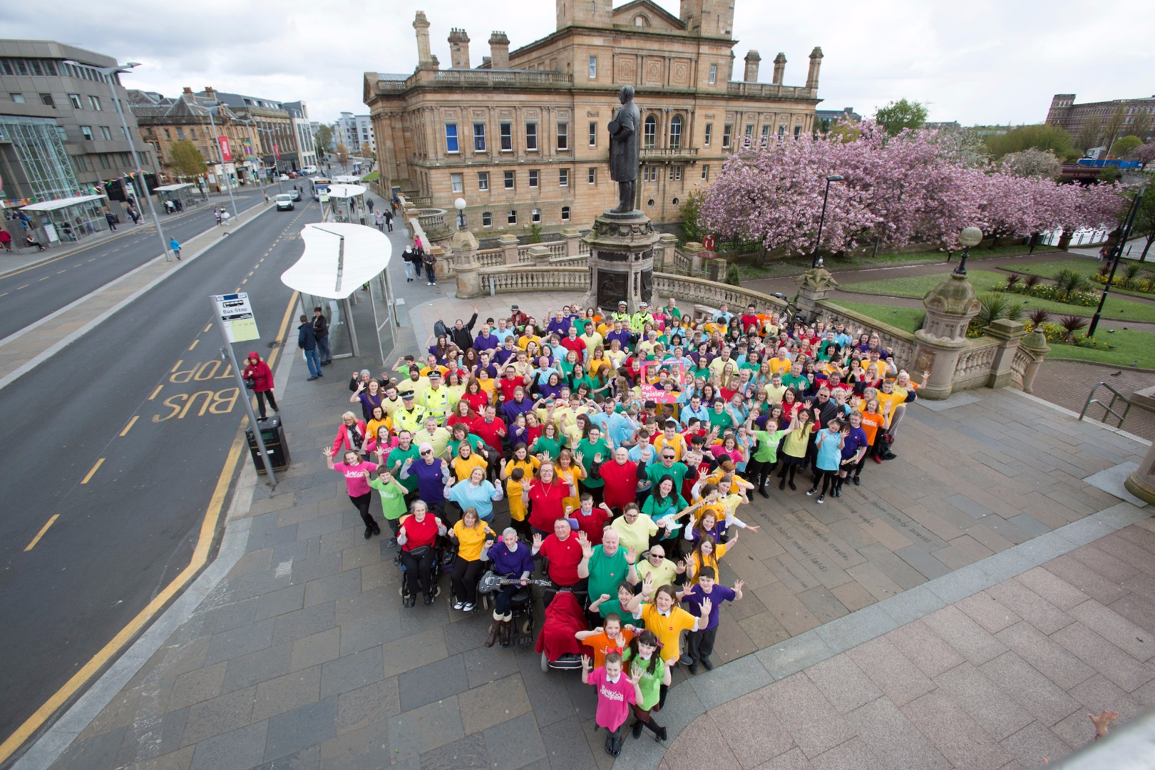 Paisley 2021 campaign wins prestigious UK-wide PR awards