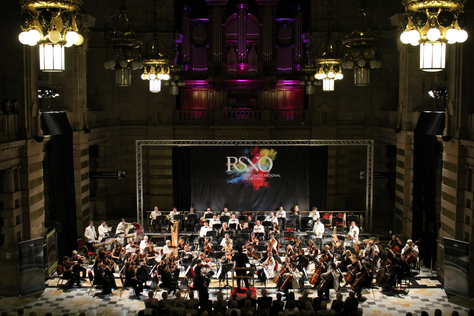 National orchestra to 'take over' Paisley for culture bid