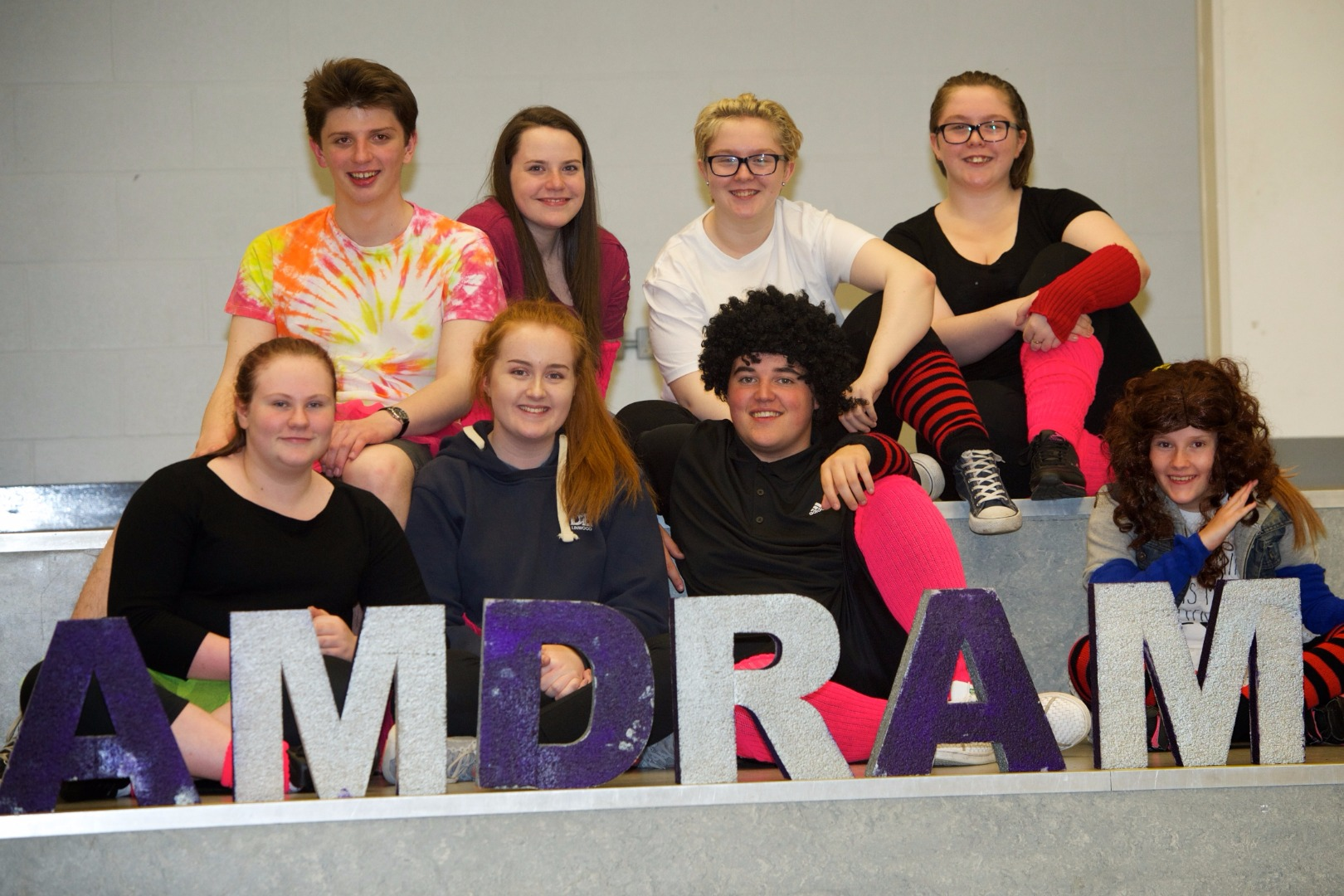 Linwood young people showcase power of drama for Paisley 2021 bid