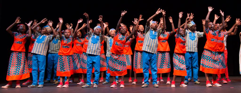 The Singing Children of Africa Choir set for big Paisley return