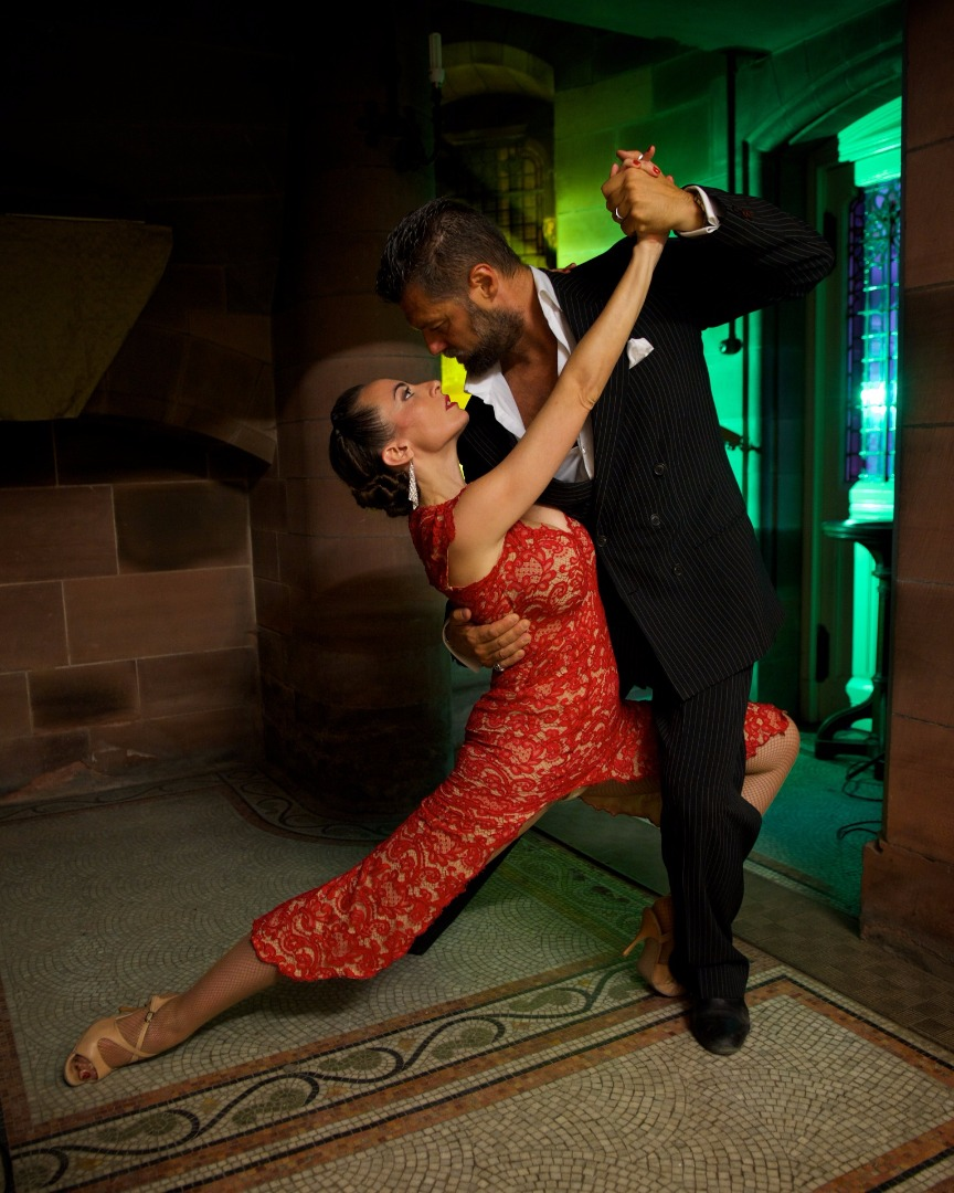 Paisley shows its passion with first Tango Festival
