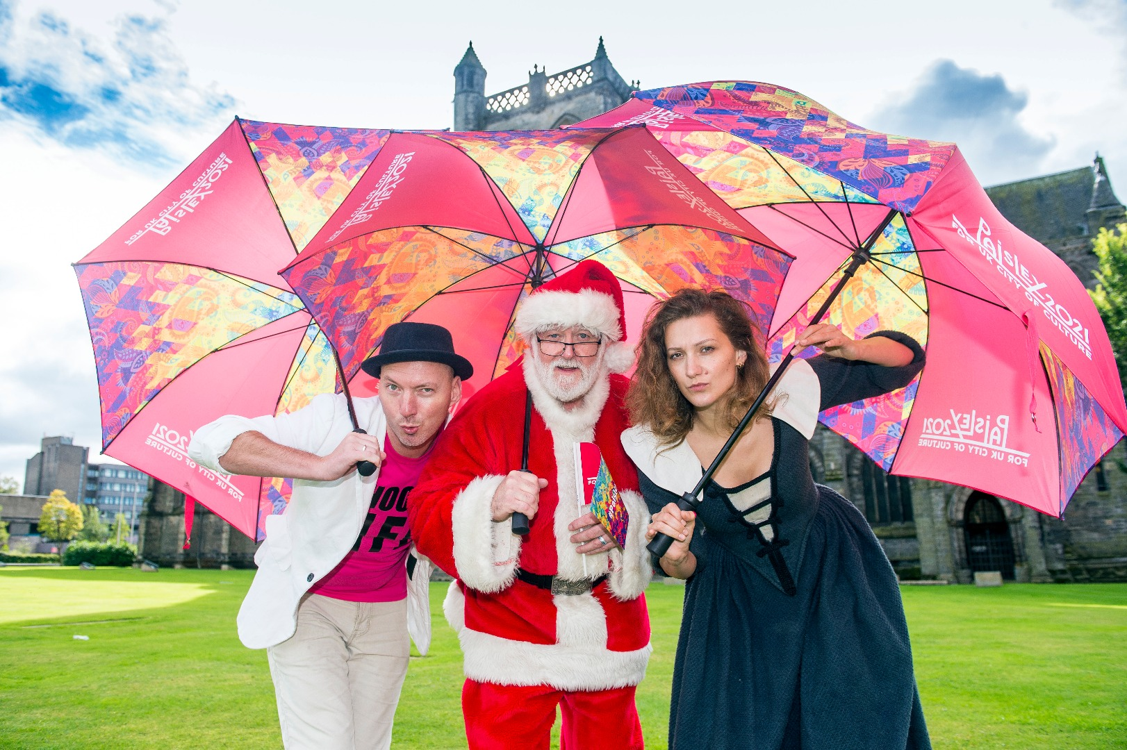 Spectacular programme revealed for Paisley's winter events season