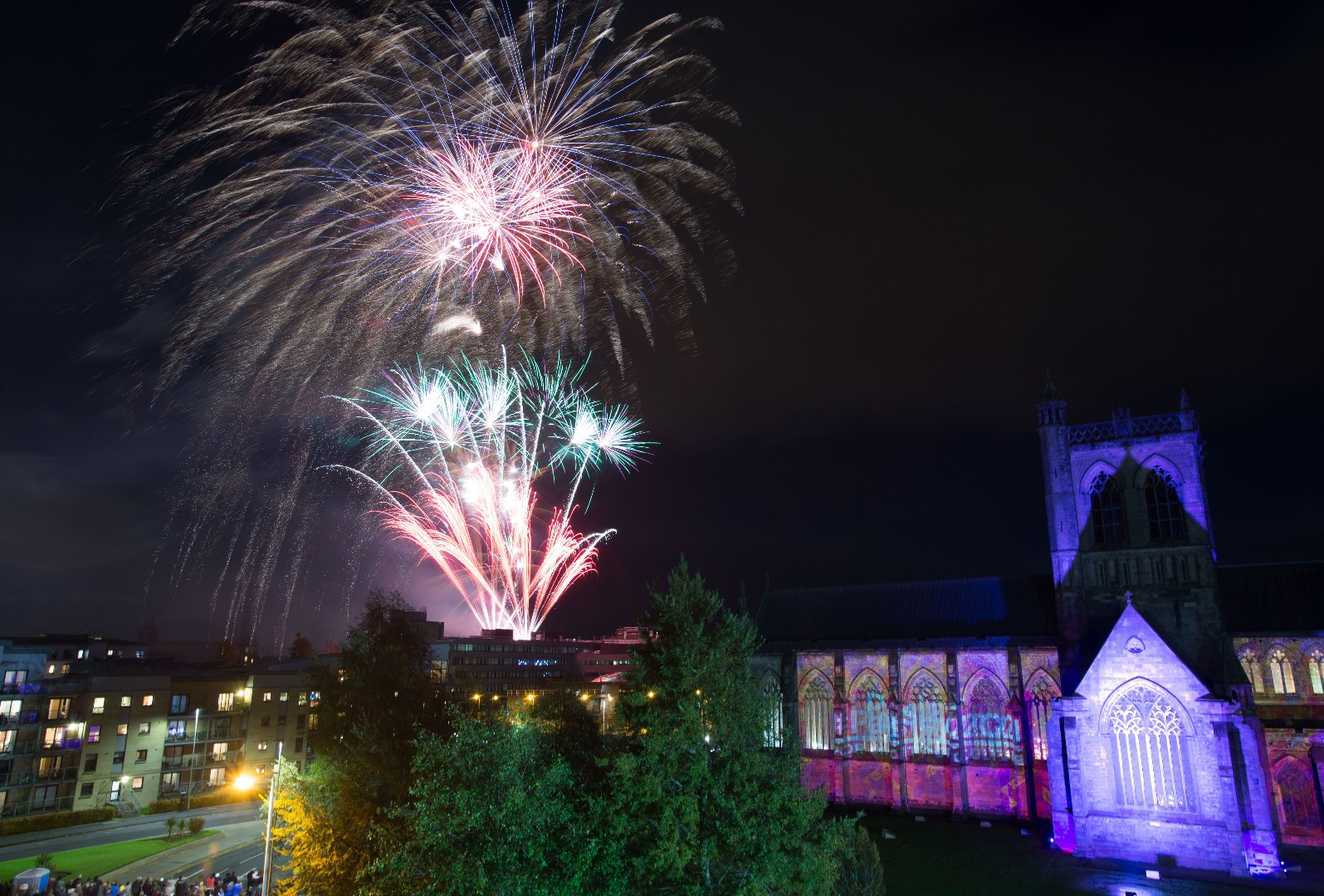 Paisley UK City of Culture bid helps Renfrewshire to 25% visit increase