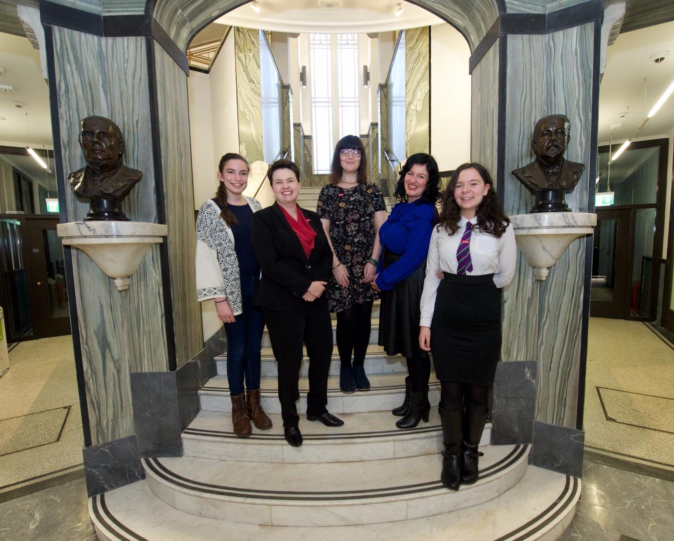 Scottish Conservative Leader backs Paisley's bid for UK City of Culture 2021