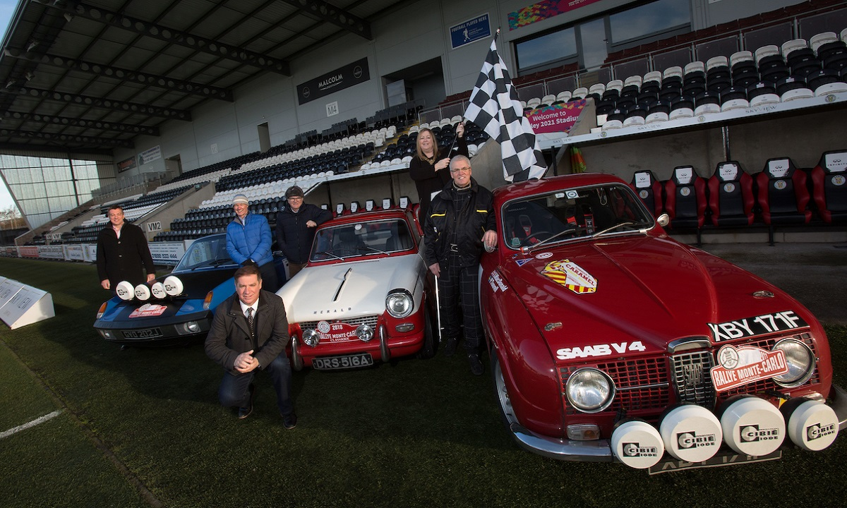 Monte Carlo Rally to return to Paisley in 2018
