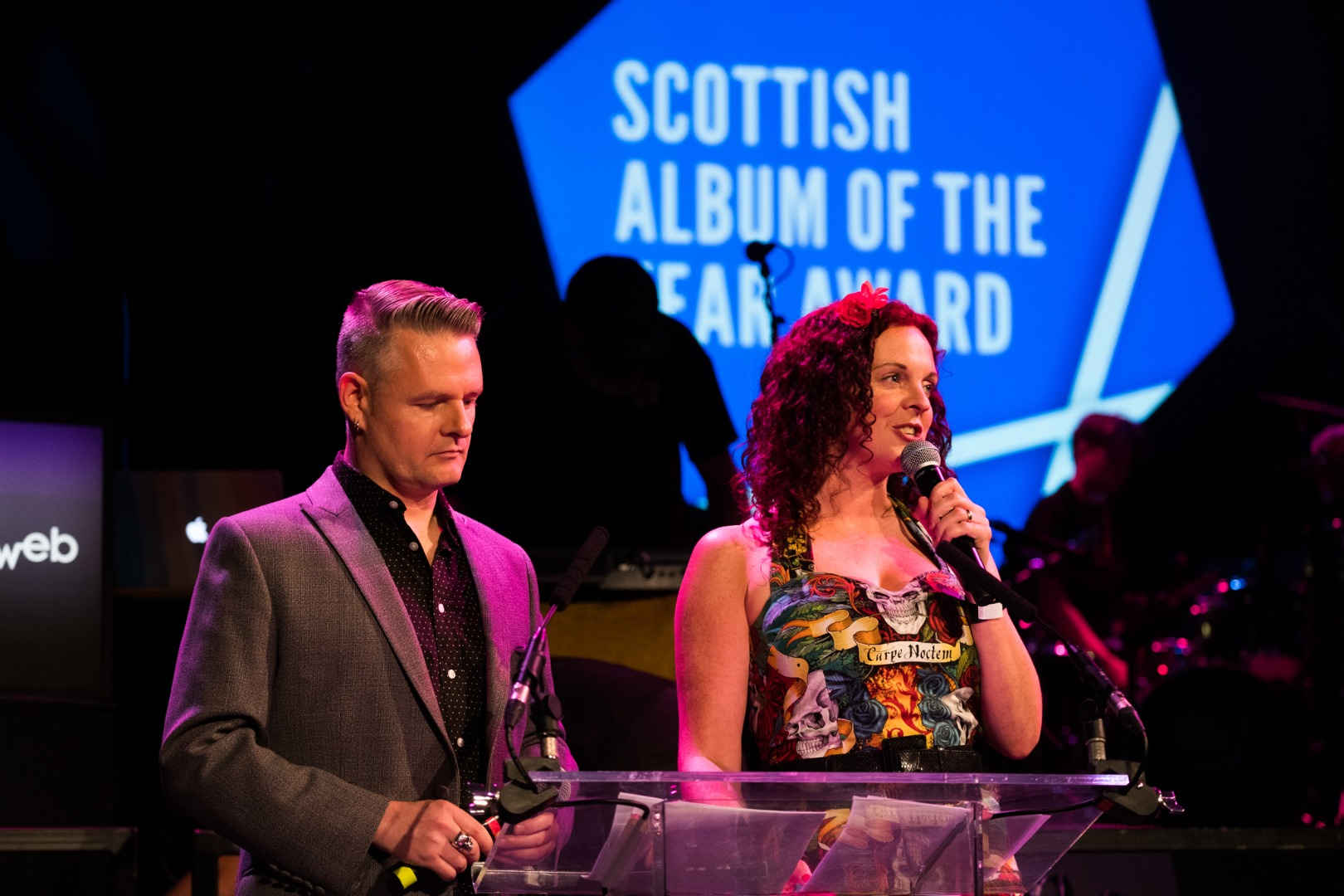Paisley to welcome Scottish Album of the Year Award back in 2018