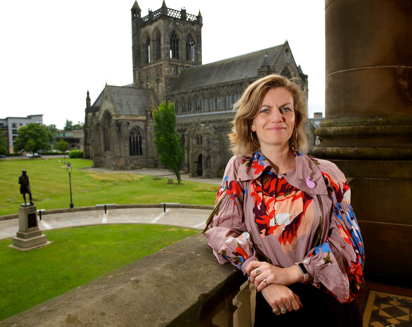 Government Culture Strategy head Leonie Bell to lead Paisley transformation